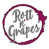 Rott n' Grapes RoRo Logo