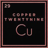 Copper29 Bar Logo