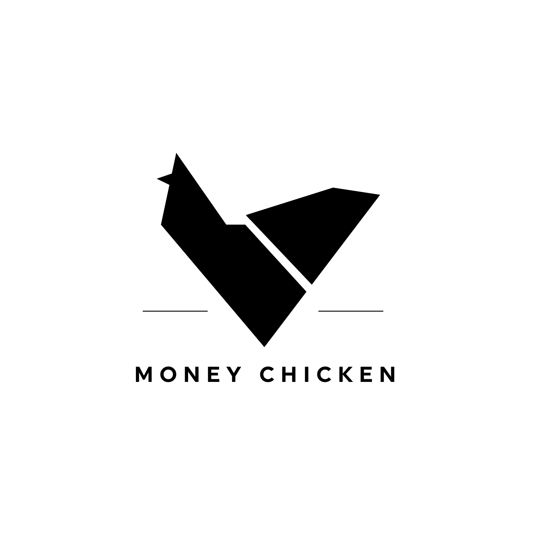 Money Chicken (E 7th St) Logo