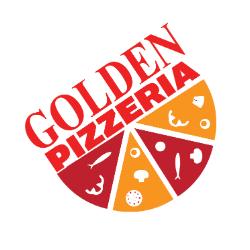 Golden Kebabs & Pizza House Logo