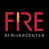 Fire At Rivercenter Logo