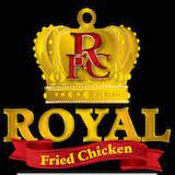 Royal Fried Chicken Logo