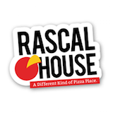 Rascal House Pizza Cafe Logo