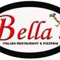 Bella's Italian Restaurant & Pizzeria Logo
