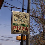 George's Pizza Logo