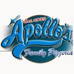 Apollo's Family Pizzeria Logo