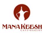 Manakeesh Cafe Bakery Logo