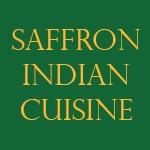 Saffron Indian Cuisines Logo