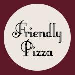 Friendly Pizza Logo