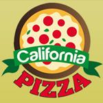 California Pizza Logo