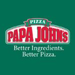 Papa John's Pizza - 6000 N. Broad St. Logo