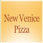 New Venice Pizza Logo