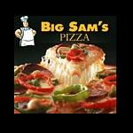 Big Sam's Pizza Logo
