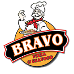 Bravo Seafood Logo