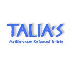 Talia's Grill Logo