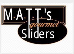 Matt's Gourmet Sliders Logo