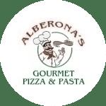 Alberona's DaVinci Pizza Logo