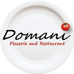 Domani Pizzeria and Restaurant Logo