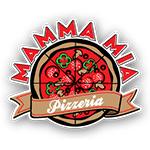 Mamma Mia Pizzeria Logo
