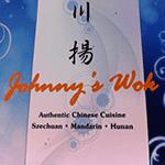 Johnny's Wok Restaurant Logo