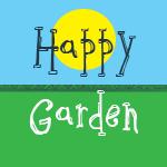 Happy Garden Restaurant Logo