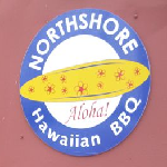 North Shore Hawaiian Barbeque Logo