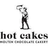 Hot Cakes Molten Chocolate Cakery  Logo