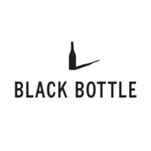 Black Bottle-Seattle Logo