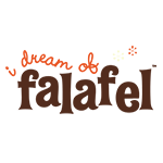 IDOF - I Dream Of Falafel (Monroe) Logo