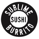 Sublime Sushi Burrito Logo