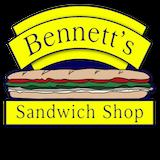 Bennett's Sandwich Shop Logo