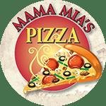 Mama Mia's Pizza Logo