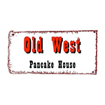 Old West Pancake Logo