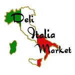 Deli Italia Market Logo