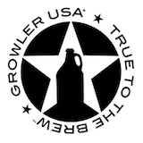 Growler USA - Sloan's Lake Logo