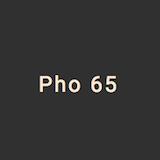 Pho 65 Logo