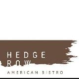 Hedge Row Logo