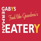 Gaby's German Eatery Logo