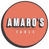 Amaro's Table Logo