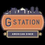G Station Diner(Portland) Logo