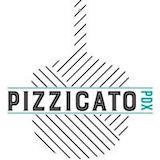 Pizzicato Gourmet Pizza Logo
