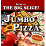 Jumbo Slice Pizza Logo