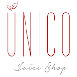 Unico Juice Shop- Little Italy Logo