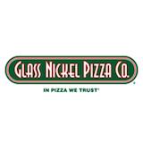 Glass Nickel Pizza Logo