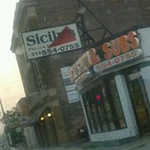 Sicily's Pizza and Subs Logo