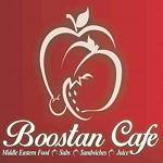Boostan Cafe Logo