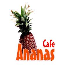Ananas Cafe (Ford & Beech Daly) Logo