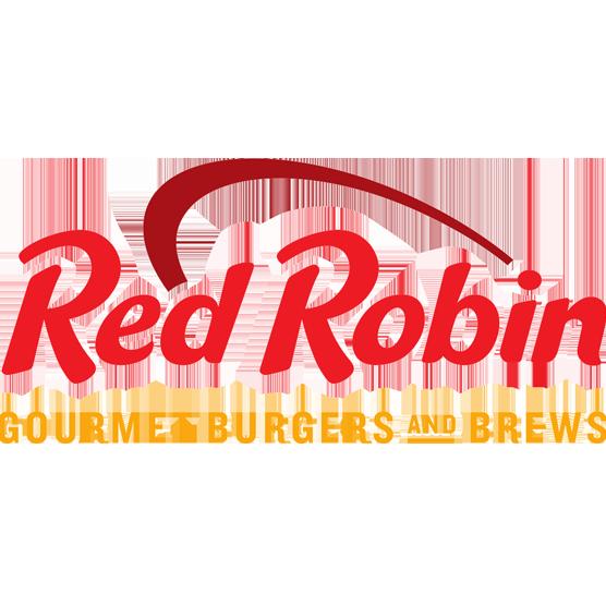 Red Robin, 387 (37701 Six Mile Road) Logo
