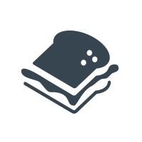 Ham Shop Cafe Logo