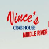 Vince's Crab House Logo